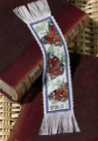 Permin Kits052893 ~ Butterfly Bookmark ~ 14 count Aida