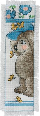 Permin Kits054118 ~ Teddy With Cap ~ 14 count Aida