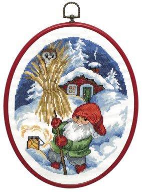Permin Kits121572 ~ Elf ~ 14 count Aida