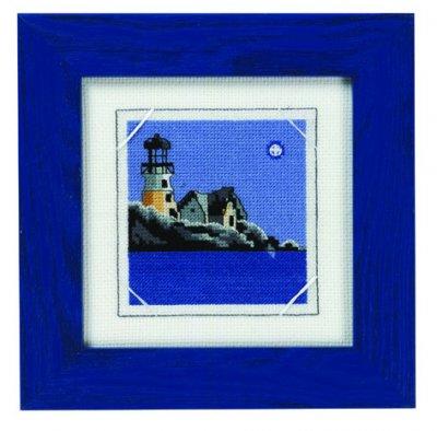 Permin Kits124126 ~ Lighthouse ~ 16 count Aida