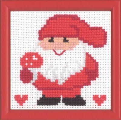Permin Kits135231 ~ MFK Elf ~ 8 count Aida