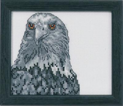 Permin Kits144134 ~ Eagle ~ 16 count Aida