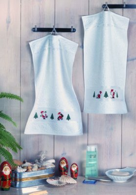 Permin Kits285502 ~ Pixie Towels