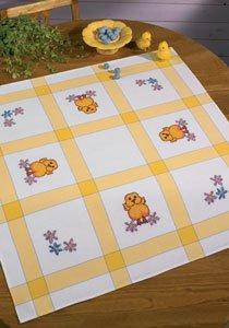 Permin Kits441349 ~ Duck Tablecloth ~ Aida