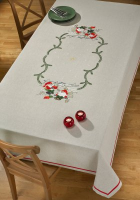 Permin Kits585685 ~ Elfs In Forrest Tablecloth