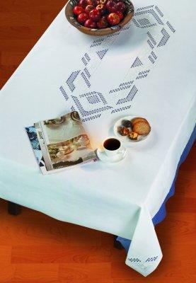 Permin Kits585702 ~ Hardanger Tablecloth ~ 22 count Hardanger