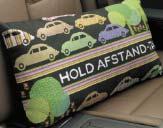 Permin Kits830530 ~ Car Pillow ~ 14 count Aida