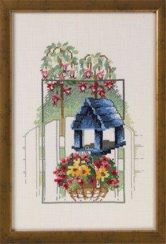 Permin Kits925325 ~ Birdhouse ~ 14 count Aida