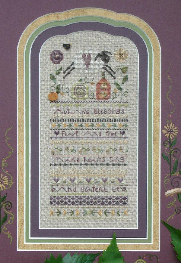 Shepherd's Bush Kits Autumn Blessings