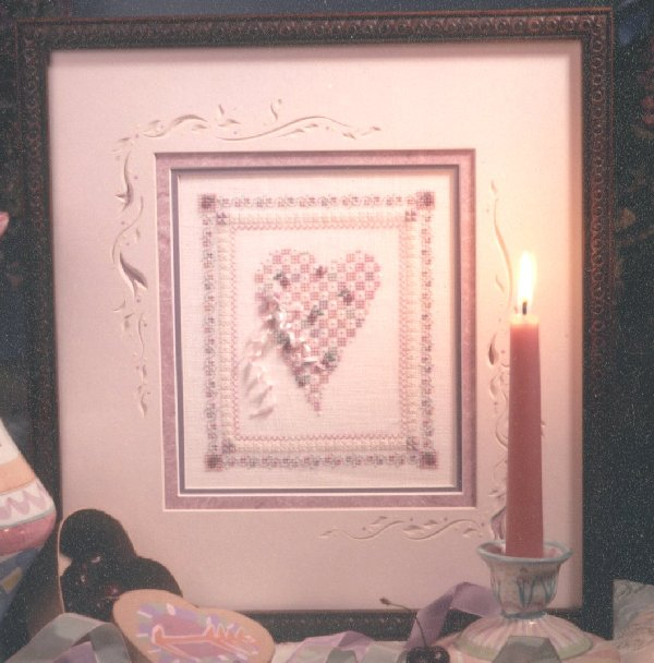 Shepherd's Bush Kits Cherry Heart