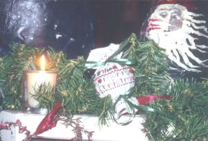 Shepherd's Bush Kits Christmas Candy Roll