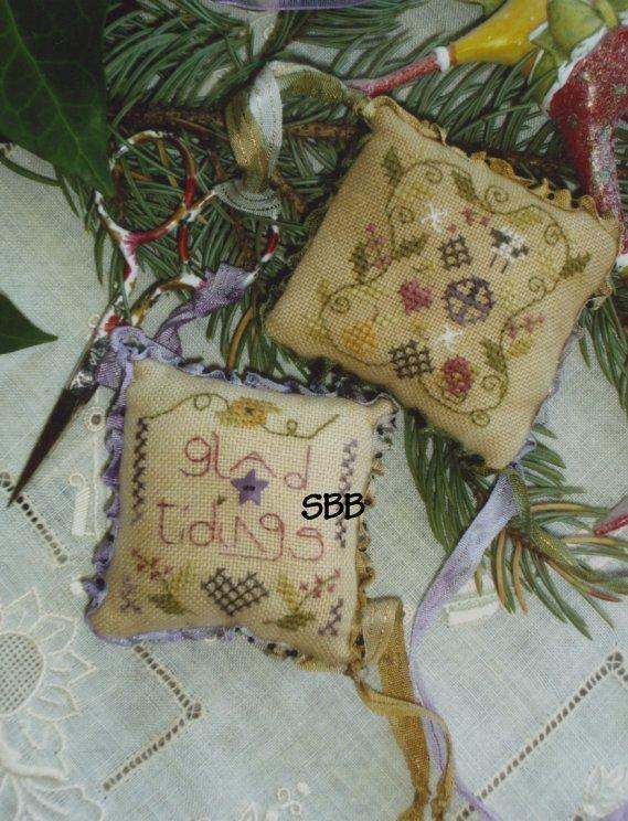 Shepherd's Bush Kits Glad Tidings Fob