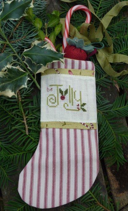 Shepherd's Bush Kits Jolly Stocking