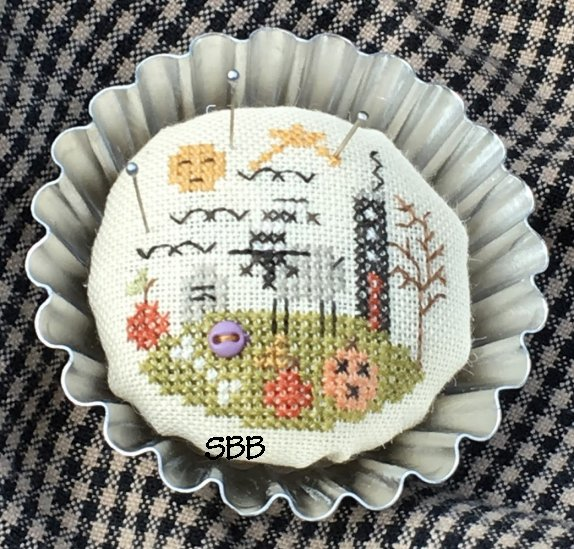Shepherd's Bush Kit Little Black House Tin