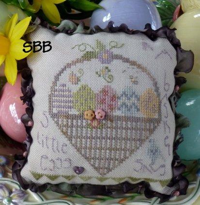 Shepherd's Bush Kit Little Eggs Pincushion