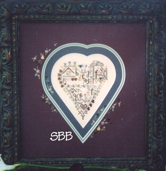 Shepherd's Bush Kits Love Letters