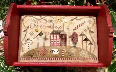 Shepherd's Bush Kits Merry Little Christmas