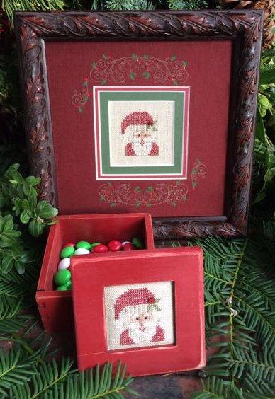 Shepherd's Bush Kits Santa Box