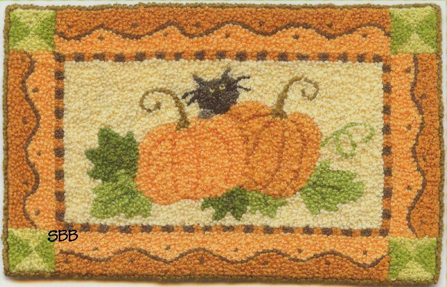 Teresa Layman Designs Pumpkin Patch Miniature Knotwork