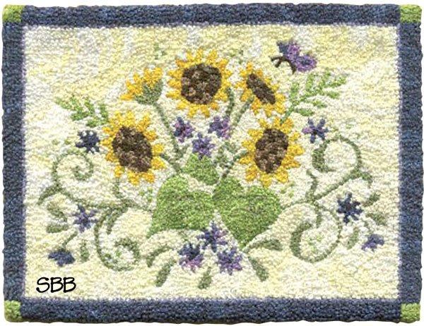 Teresa Layman Designs Summer Bouquet Miniature Knotwork