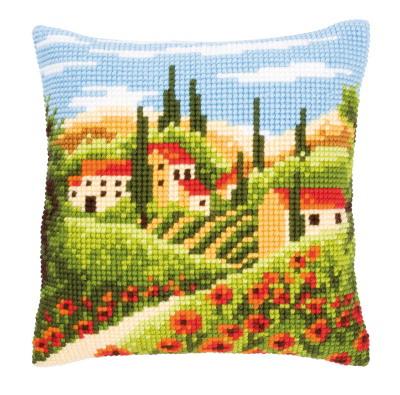 Vervaco Kits PNV144846 Tuscany Landscape Cushion