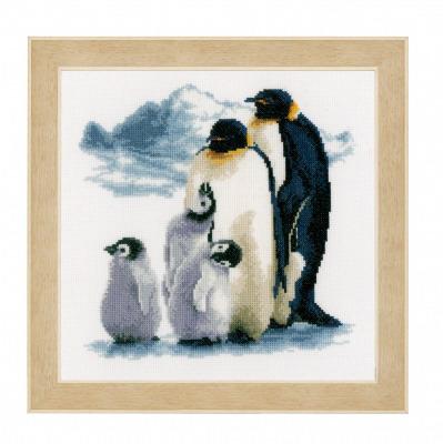 Vervaco Kits PNV149149 Penguin Family