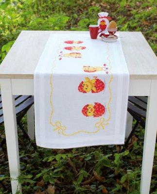 Vervaco Kits Cotton Fabric