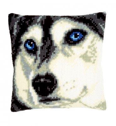 Vervaco Kits PNV150453 Husky Cushion