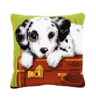Vervaco Kits PNV153551 Dalmation Cushion
