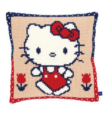 Vervaco Kits PNV153864 Hello Kitty Walking Cushion