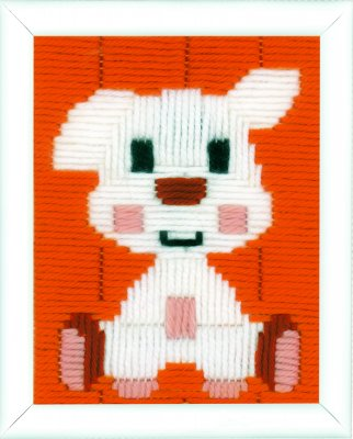 Vervaco Kits PNV155240 Doggy - Long Stitch