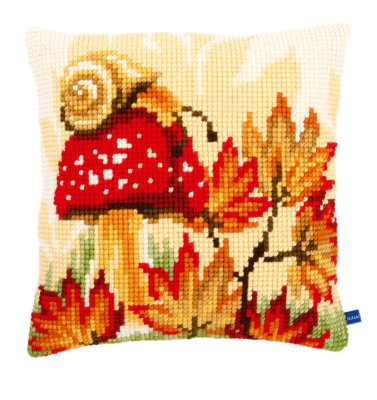 Vervaco Kits PNV155250 Autum Scene Cushion