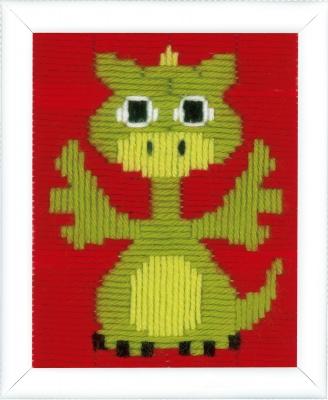 Vervaco Kits PNV155315 Little Dragon