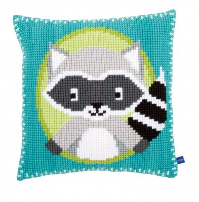 Vervaco Kits PNV155798 Racoon Cushion