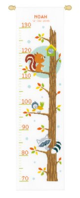 Vervaco Kits PNV156325 Animals In Tree