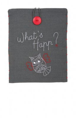 Vervaco Kits PNV156719 What's Happ? - I Pad Cover