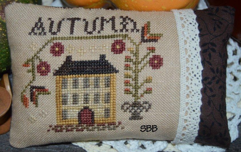 Abby Rose Designs An Autumn Pillow