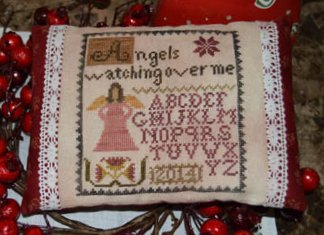 Abby Rose Designs Angels Watching Over Me