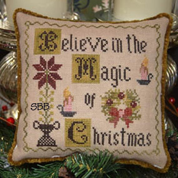 Abby Rose Designs Believe In The Magic Of Christmas