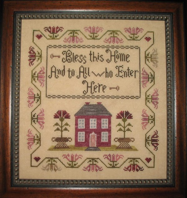Abby Rose Designs Bless This Home