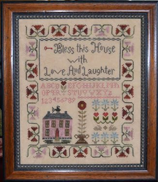 Abby Rose Designs Bless This House With Love