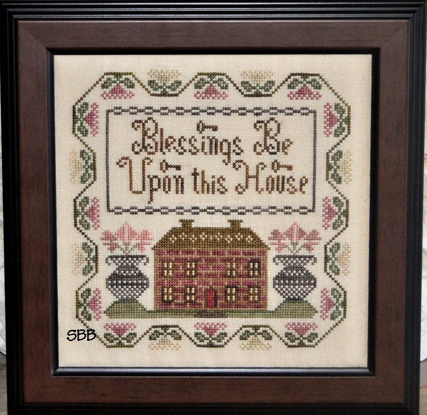 Abby Rose Designs Blessings Be Upon This House