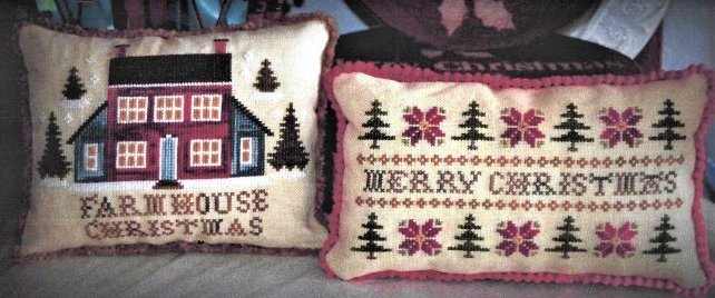 Abby Rose Designs Farmhouse Christmas