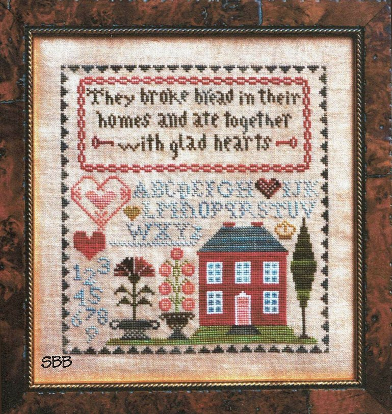Abby Rose Designs Glad Hearts