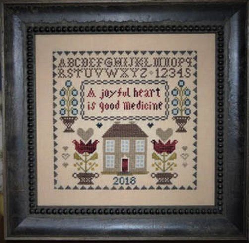 Abby Rose Designs Joyful Heart