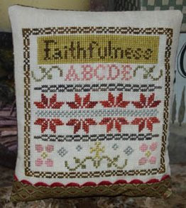 Abby Rose Designs L'il Abby's ~ Faithfullness