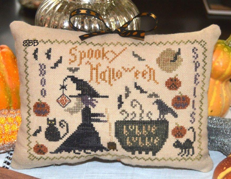 Abby Rose Designs Spooky Halloween