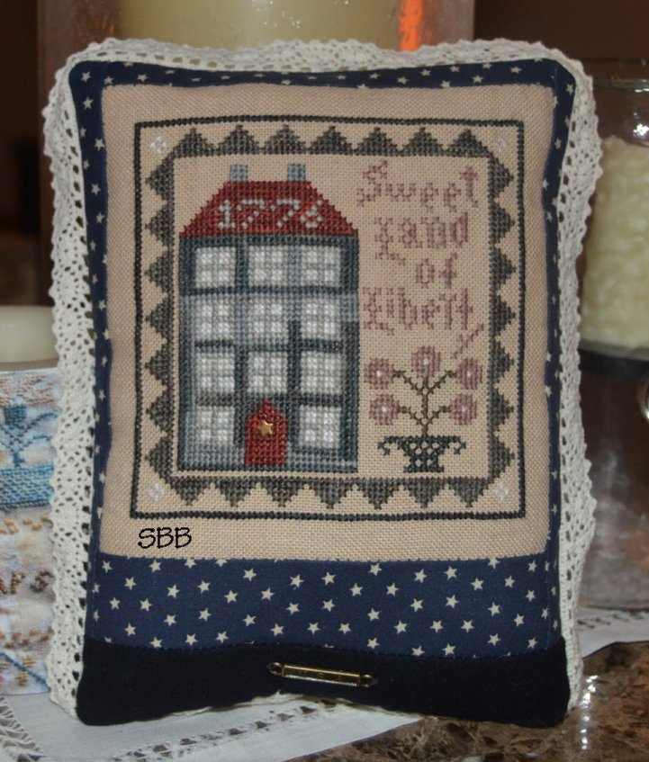 Abby Rose Designs Sweet Land Of Liberty
