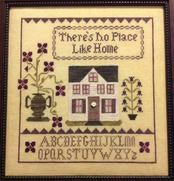 Abby Rose Designs There's No Place Like Home