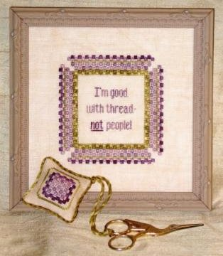 Acorn House Designs Closeout Good With Thread I